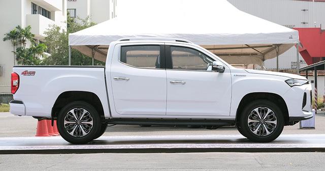 MG Extender – Bán tải mới có thể về Việt Nam cạnh tranh Ford Ranger