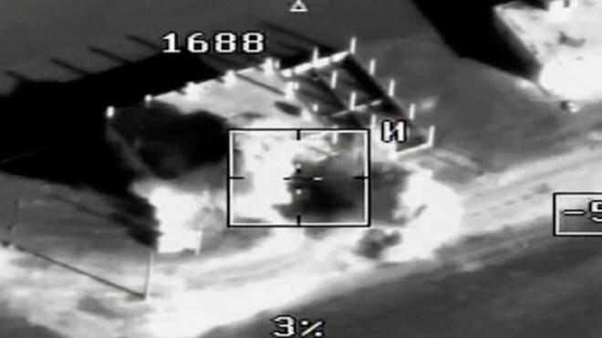 Mỹ xác nhận căn cứ quân sự của họ ở Syria bị đạn Krasnopol-M2 tấn công