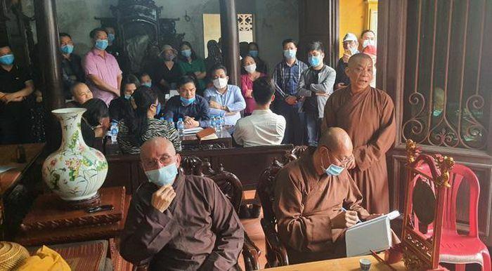 Chính quyền và người dân bức xúc yêu cầu điều chuyển trụ trì chùa Hưng Khánh