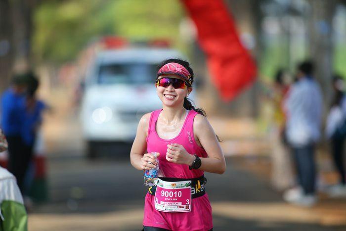 """HCĐ marathon Phạm Tiến Sản: """"Tiền Phong Marathon là một cuộc chiến thực sự"""""""