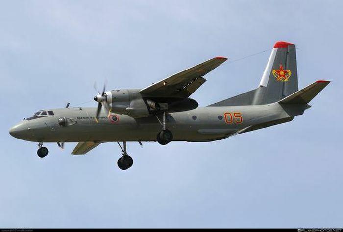 Máy bay vận tải quân sự rơi ở Kazakhstan 6 người thương vong
