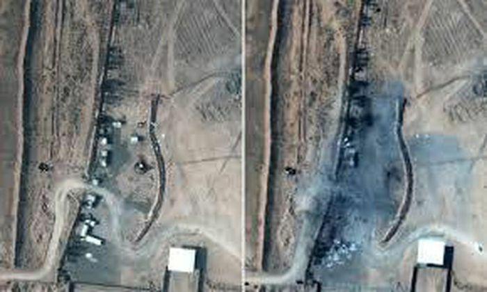"""""""Đại bàng thầm lặng"""" nhưng vô cùng đáng sợ của Mỹ tại Syria"""