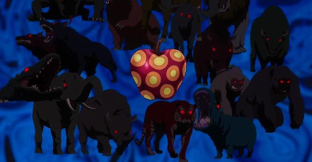 Cùng tìm hiểu về SMILE, trái ác quỷ nhân tạo giúp con người biến thành động vật trong One Piece