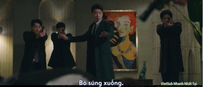 Vincenzo tập 12: Vincenzo bị phản bội, Jang Joon Woo công khai thân phận chủ tịch thật