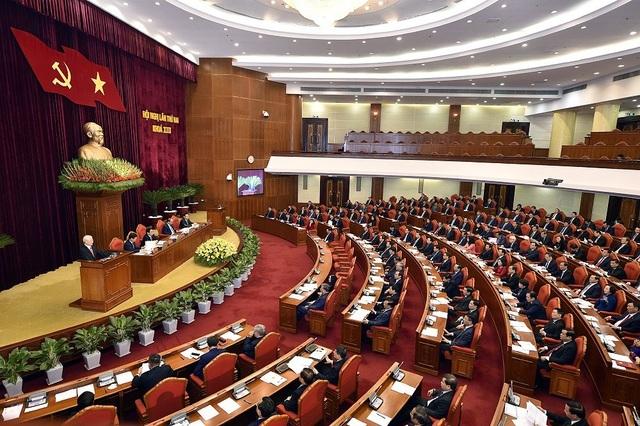 Bộ Chính trị trình Trung ương việc kiện toàn bộ máy lãnh đạo nhà nước