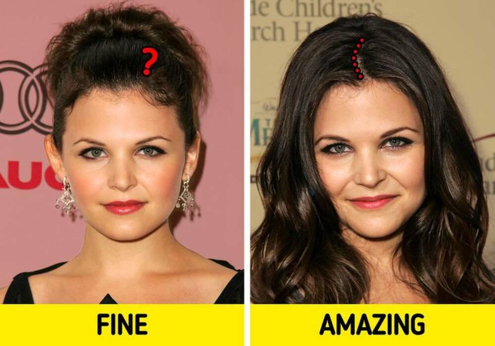 8/3: Mách bạn kiểu rẽ ngôi tóc phù hợp với hình dáng khuôn mặt để quyến rũ hơn