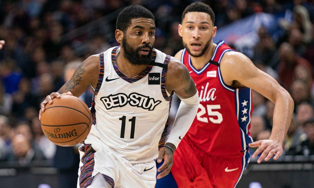 """Lịch thi đấu NBA 2/3: """"Song mã"""" 76ers – Nets tiếp tục bám đuổi"""
