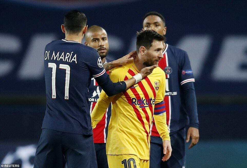 PSG tự tin chiêu mộ thành công Lionel Messi