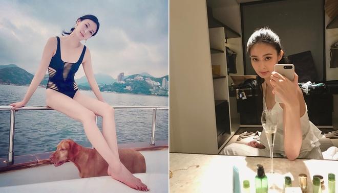Hoa hậu Trương Thư Nhã hiện ra sao sau 13 năm bị TVB cấm sóng?
