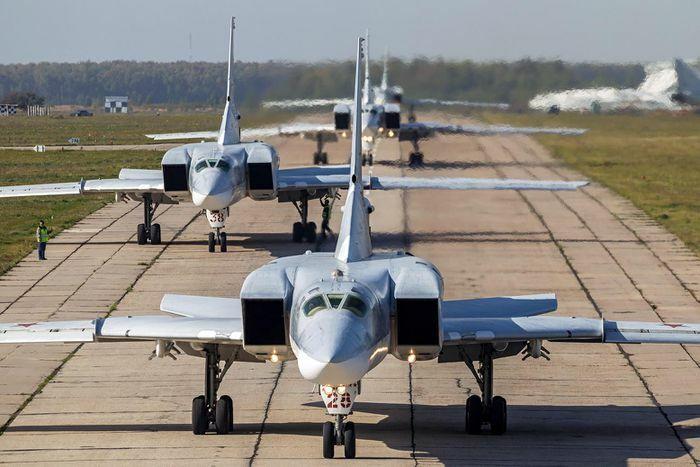 Máy bay ném bom hạt nhân Nga bung ghế thoát hiểm, 3 người thiệt mạng