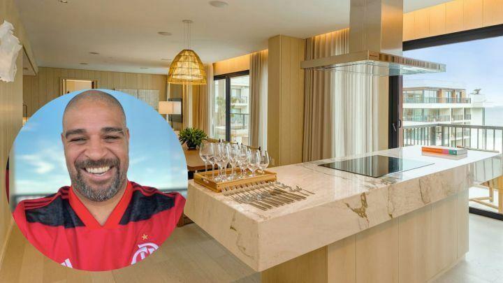 Adriano chuyển nhà vào khách sạn, chơi trò tình tay ba
