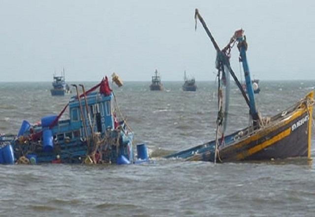 Ngư dân Quảng Bình bất ngờ mất tích trên biển