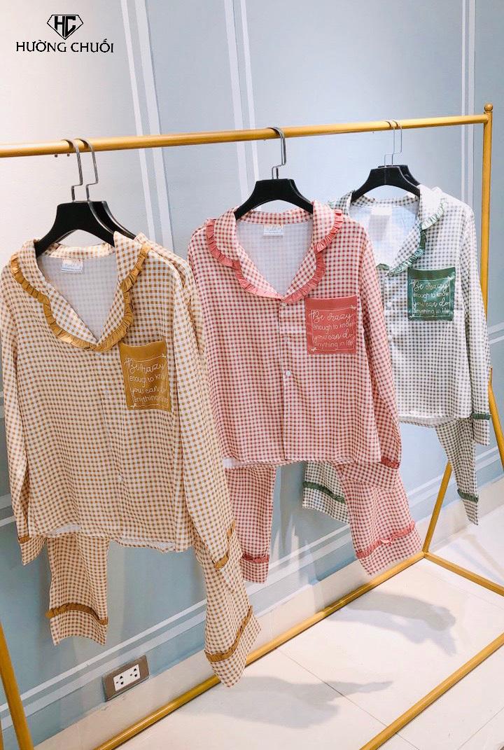 Hường Chuối Store – Thiên đường mua sắm online đồ bộ mặc nhà của hội chị em