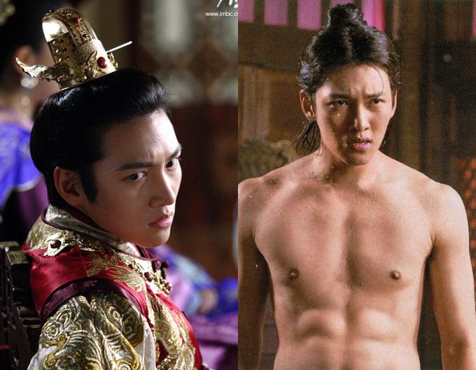 Ji Chang Wook từng có thời tăng 12kg, đánh mất vẻ 'nam thần'