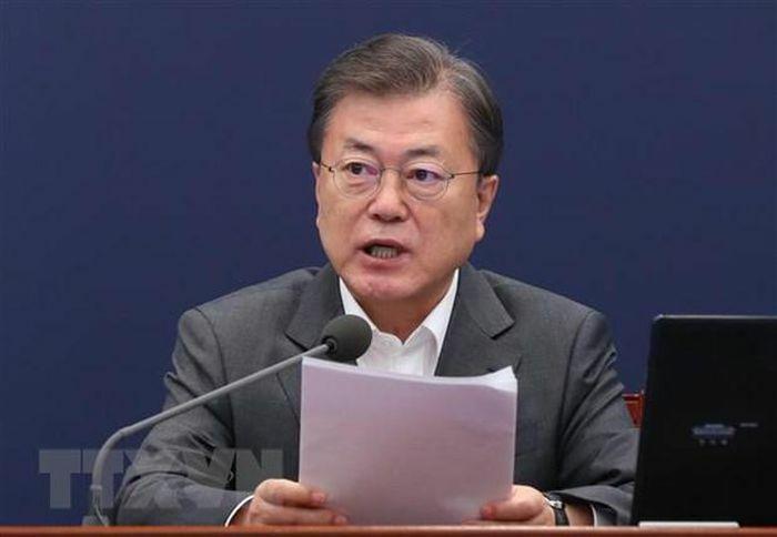 Tổng thống Hàn Quốc sẽ tiếp Ngoại trưởng và Bộ trưởng Quốc phòng Mỹ