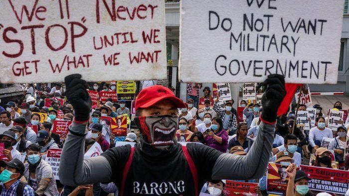Thêm người biểu tình thiệt mạng ở Myanmar
