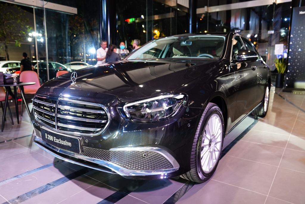 Mercedes-Benz E-Class 2021 tại Việt Nam khác biệt gì so với đời cũ?