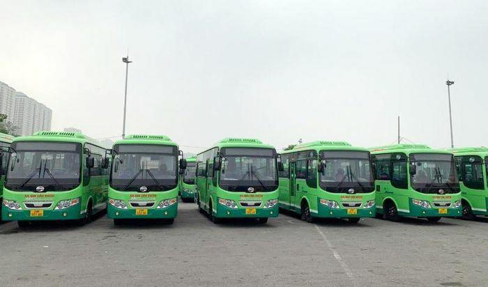 Hà Nội: Mở mới 3 tuyến buýt từ ngày 1/4