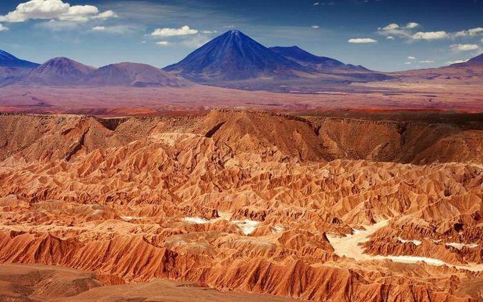 Khám phá vùng đất Nam Mỹ, có địa điểm khô hạn nhất Trái Đất