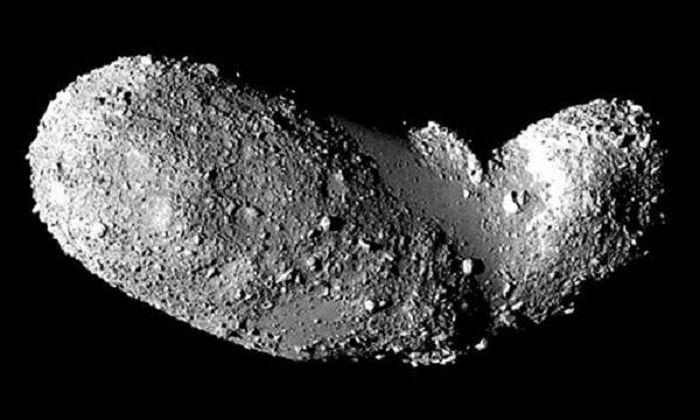 """Tiểu hành tinh """"tái hiện"""" quá trình hình thành sự sống trên Trái đất"""