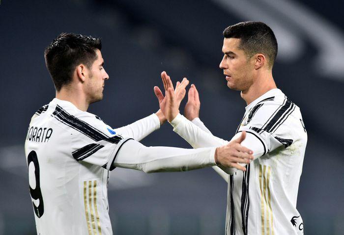 Ronaldo lập công trong trận thắng 3-0 của Juventus