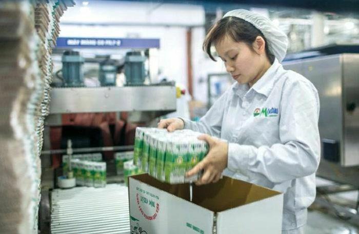 Mộc Châu Milk đặt kế hoạch lợi nhuận năm 2021 tăng trên 13%