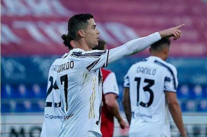 Lập hat-trick, Ronaldo chính thức vượt qua Vua bóng đá Pele
