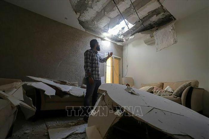 Lực lượng liên quân phá hủy khu phóng tên lửa của Houthi ở Yemen