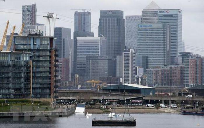 Các khoản vay mượn của Anh tăng trong tháng Hai vừa qua