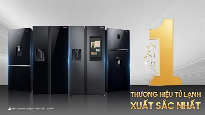 Samsung Family Hub vượt xa những chuẩn mực của một chiếc tủ lạnh bình thường
