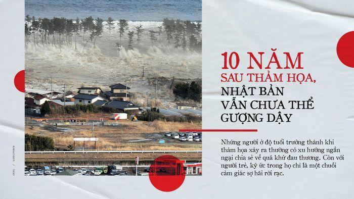 """10 năm sau thảm họa kép, """"vùng đất chết"""" ở Nhật Bản chật vật hồi sinh"""