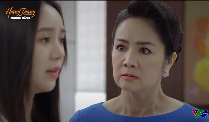 Phim Hướng dương ngược nắng tập 17 phần 2: Châu vẫn còn yêu Kiên?