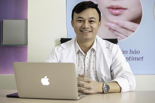 Ths, Bác sĩ Trần Thành người kiến tạo vẻ đẹp cho hàng ngàn phụ nữ Việt