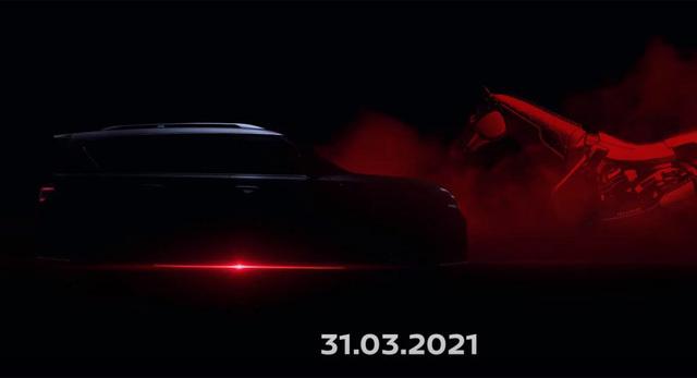 Nissan nhá hàng thế hệ mới của SUV đấu Toyota Land Cruiser