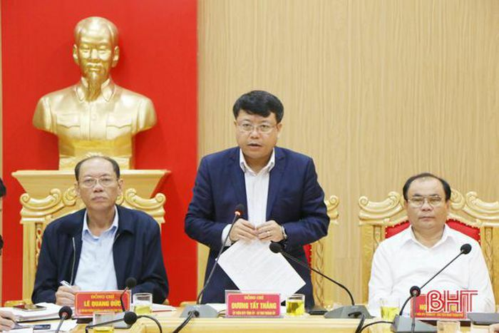 Bí thư Thành ủy Hà Tĩnh: Đến 31/3, giải quyết dứt điểm các vụ việc tồn đọng trên địa bàn