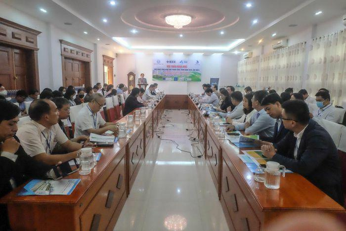 Hội thảo quốc gia ứng dụng công nghệ mới trong công trình xanh