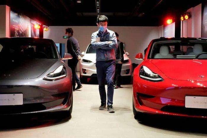 Xe Tesla bị cấm ở nhiều nơi ở Trung Quốc