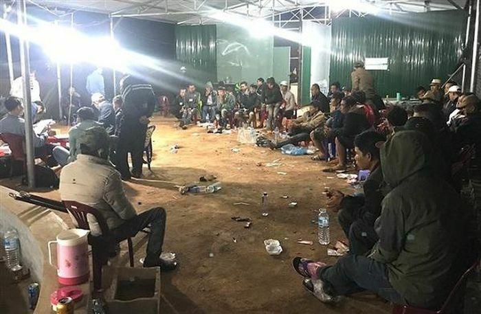 Gia Lai: Triệt phá trường gà quy mô lớn ở huyện biên giới Chư Prông