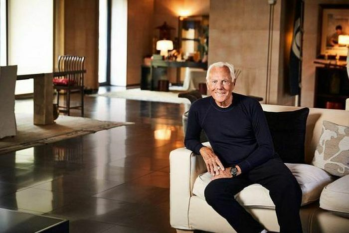 10 bài học về thời trang từ nhà thiết kế nổi tiếng Giorgio Armani