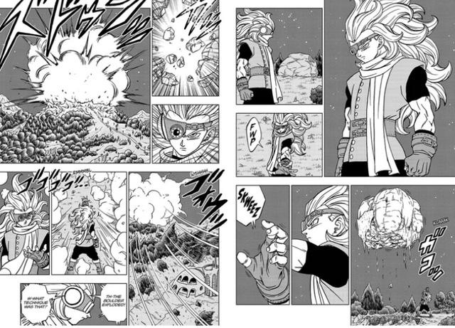 """Dragon Ball Super: Granola và cái giá quá đắt để trở thành chiến binh mạnh nhất vũ trụ, """"còn sống là còn gỡ"""""""