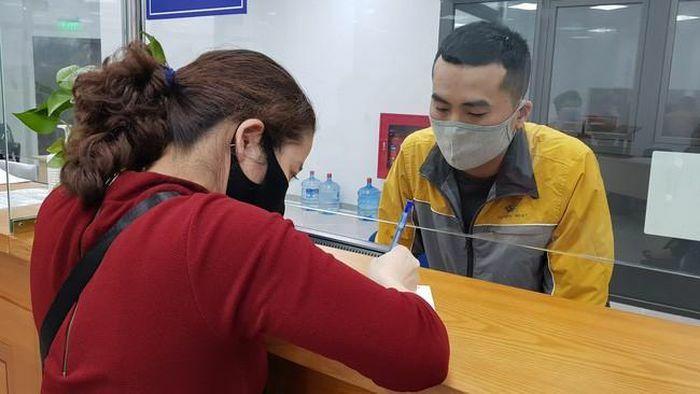100% thẻ căn cước công dân được chuyển phát an toàn đến người dân qua hệ thống bưu điện