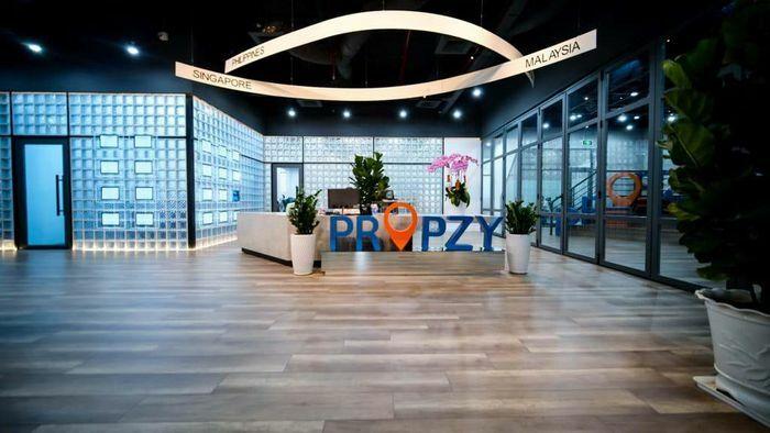 Cận cảnh Propzy Hub – trung tâm kết nối cộng đồng khởi nghiệp rộng 1.700m2