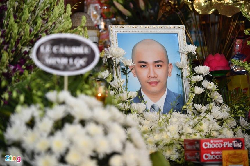 Mẹ chuyên gia make up Minh Lộc: 'Tôi không kịp nhìn con lần cuối'
