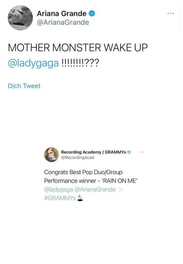 Fan BTS tức giận tràn vào xúc phạm Lady Gaga và Ariana Grande vì idol thua giải, MV Rain On Me tăng hơn 100 nghìn dislike!