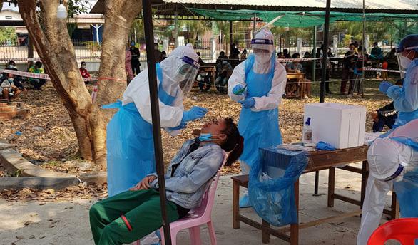 Campuchia: 179 ca COVID-19 mới trong ngày 27-3, tỉnh giáp Việt Nam có 4 ca