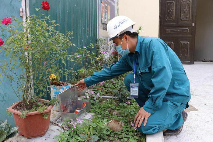 Mở rộng mạng lưới cấp nước sạch cho người dân