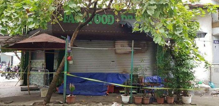 Hà Nội: Một phụ nữ tử vong nghi do cháy quán cà phê trong đêm