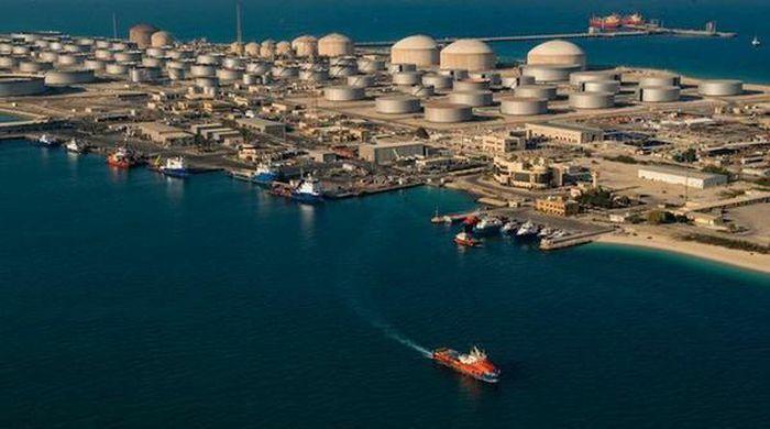 Cảng dầu lớn nhất thế giới bị tấn công tên lửa