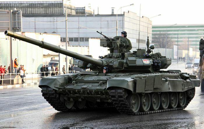 Xe tăng T-90: Cái tên chỉ là chiêu trò Marketing của Nga!