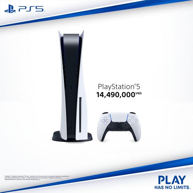 """Dế Choắt khoe chốt đơn """"máy lọc không khí"""" PS5 khiến nhiều game thủ phải ghen tị"""